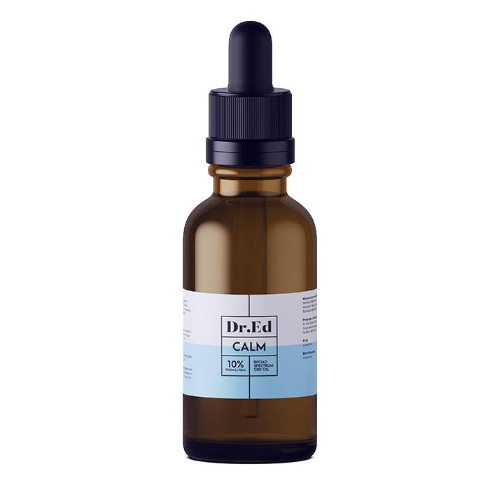 Dr Ed Calm 1000mg CBD Oil 10ml