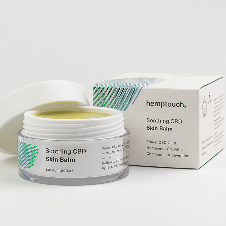 Hemptouch Soothing CBD Skin Balm Sample 4ml