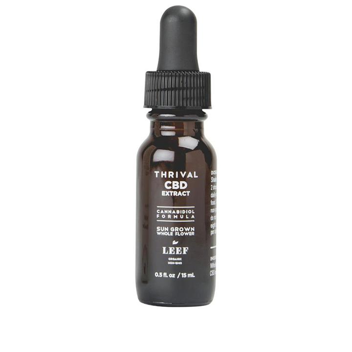 Leef Organics Thrival CBD Extract 15ml