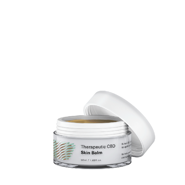 Hemptouch Therapeutic and Relieving CBD Skin Balm 50ml