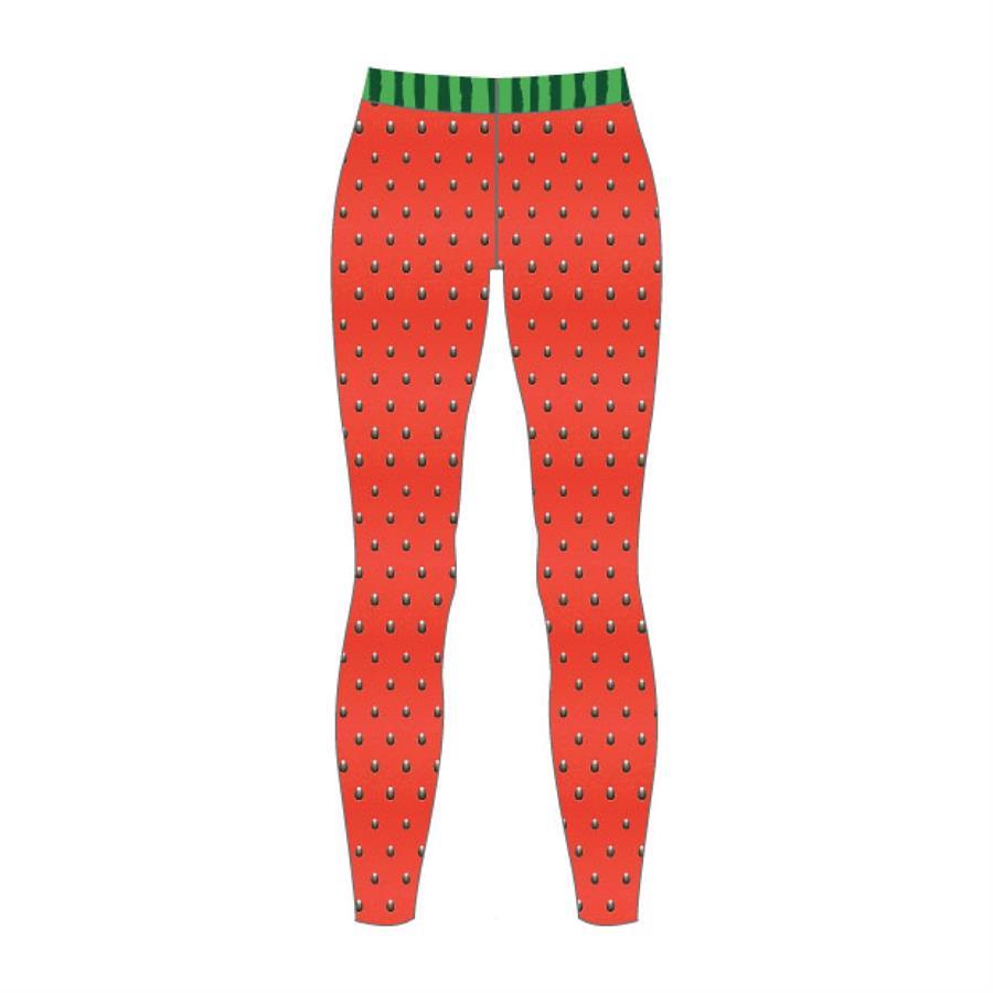 ed698401679d0c Stitch Rowing Water Melon Leggings