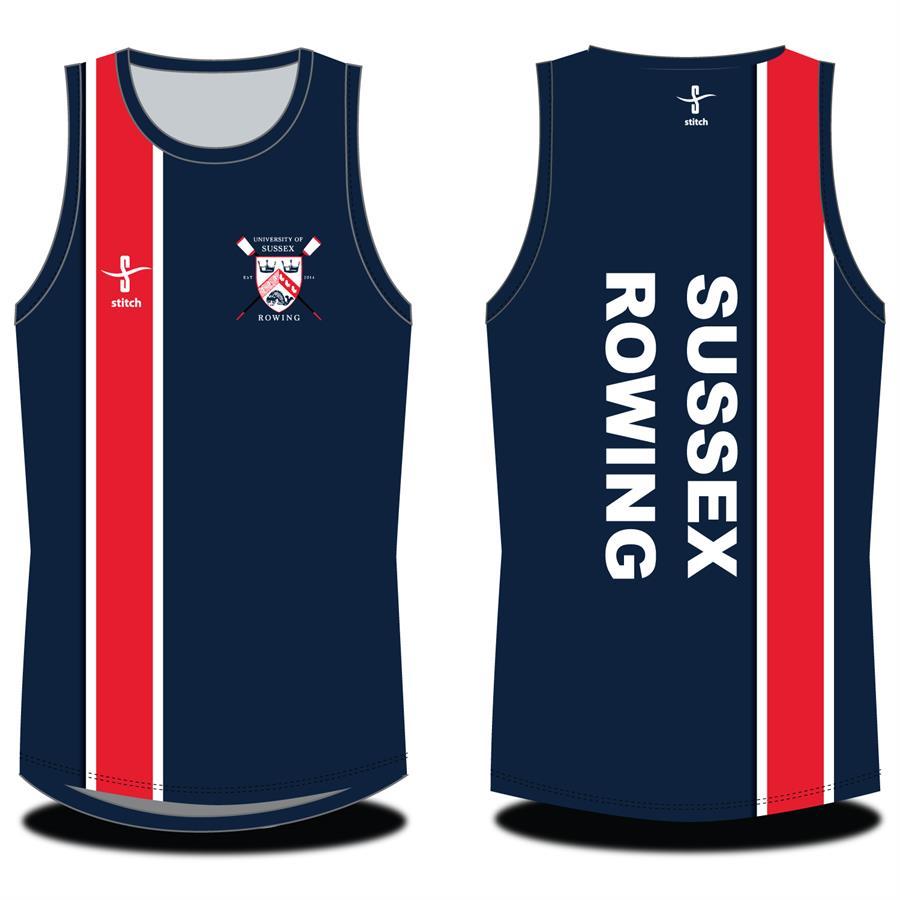 University of Sussex Rowing Vest